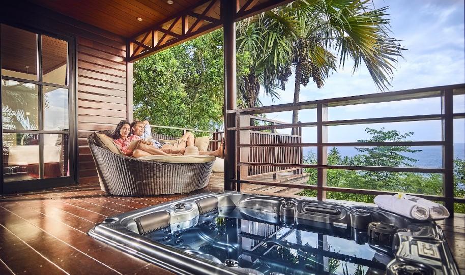 Hotel The Palm & Spa La Pirogue (fotografie 12)