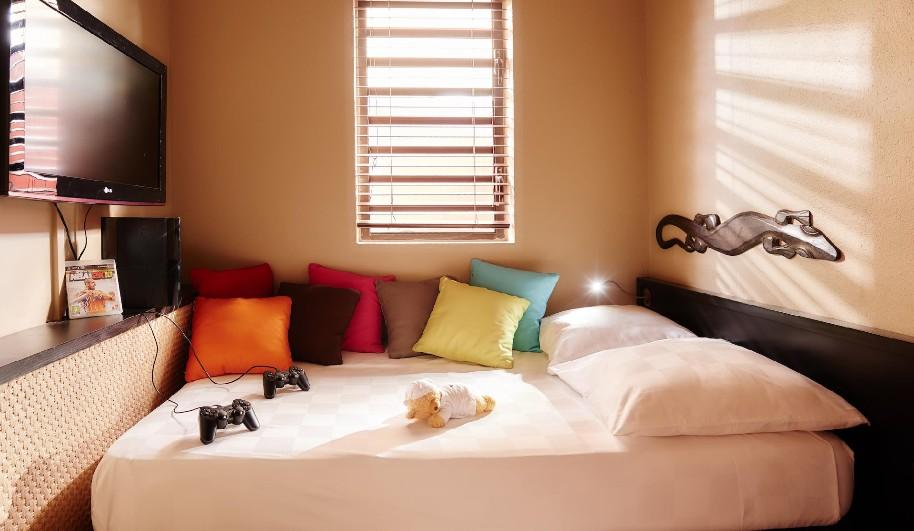 Hotel The Palm & Spa La Pirogue (fotografie 17)