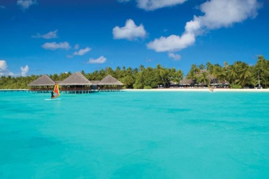 Hotel Medhufushi Island Resort (fotografie 10)