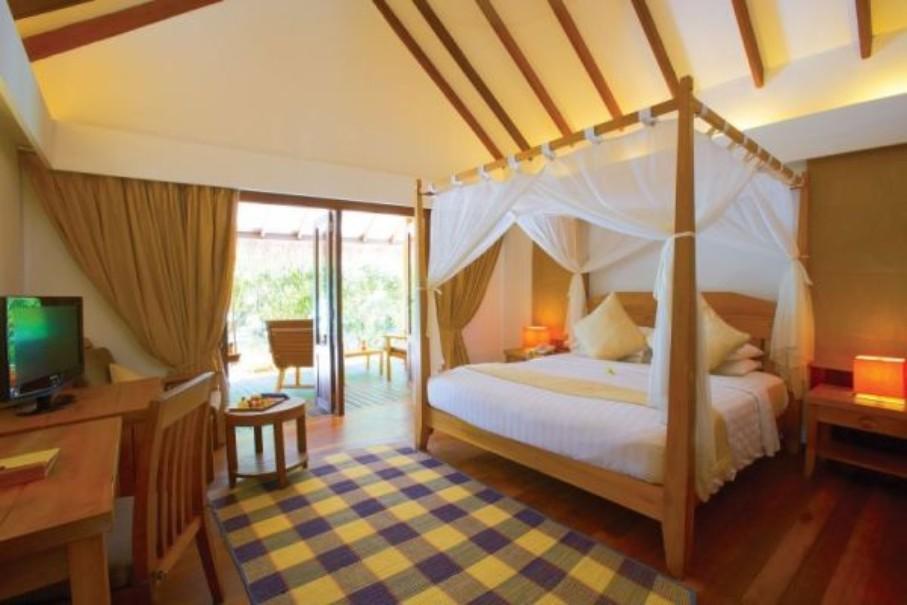 Hotel Medhufushi Island Resort (fotografie 11)