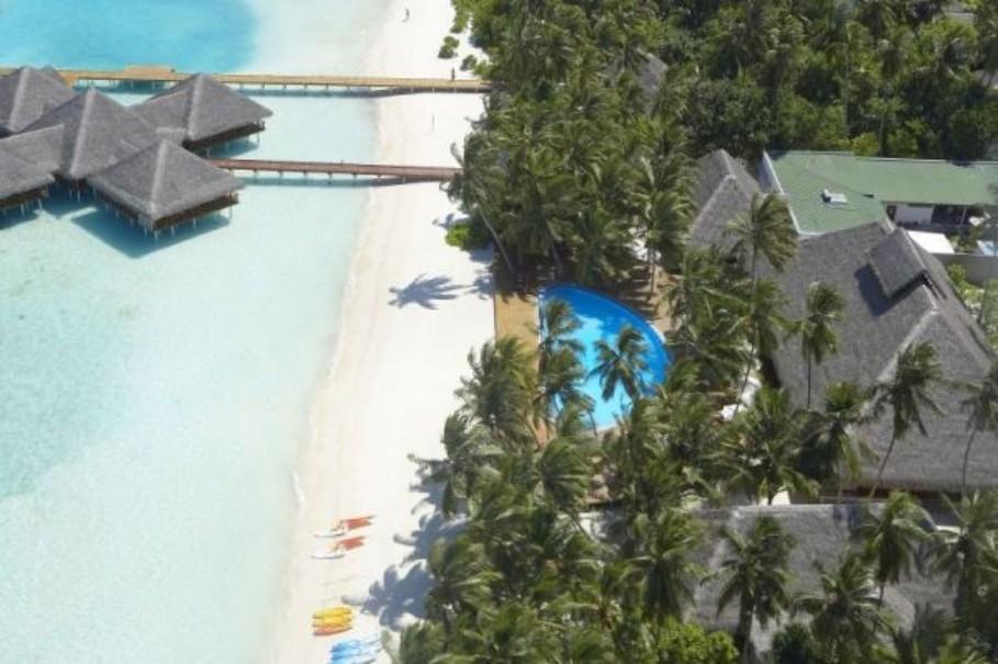Hotel Medhufushi Island Resort (fotografie 7)