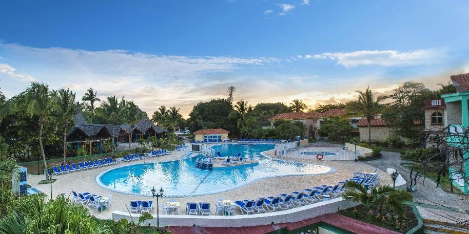 Hotel Gran Caribe Club Kawama (fotografie 1)
