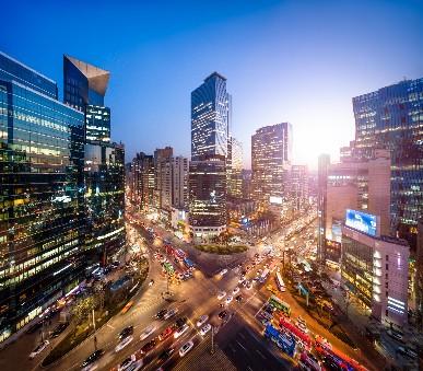 Okruh Jižní Koreou (hlavní fotografie)
