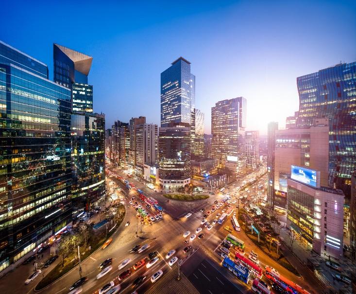 Okruh Jižní Koreou (fotografie 1)