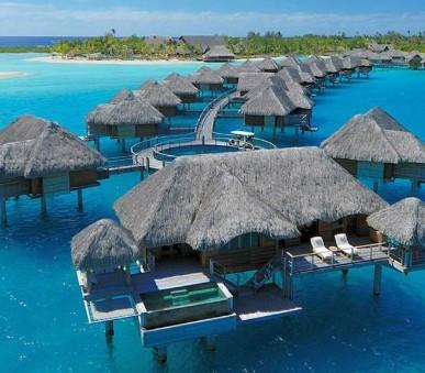 Hotel Four Seasons Bora Bora Resort