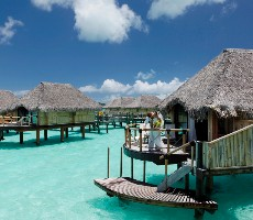 Bora Bora Pearl Beach Resort / Intercontinental Resort
