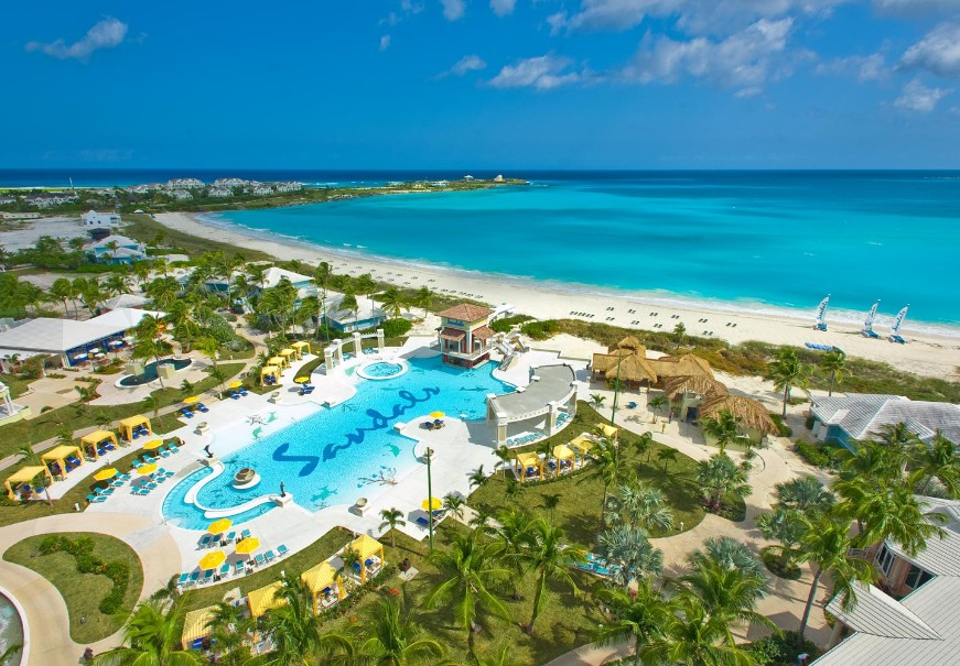 Hotel Sandals Emerald Bay (fotografie 17)