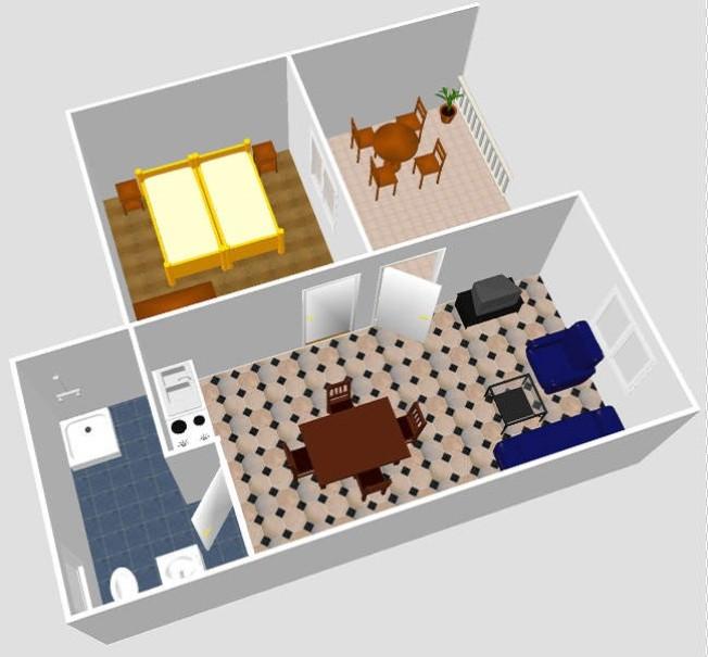 Apartmány Belvedere (fotografie 10)