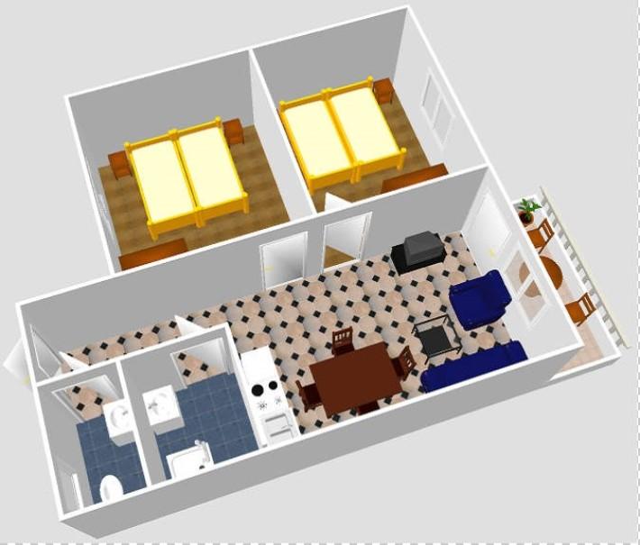 Apartmány Belvedere (fotografie 15)