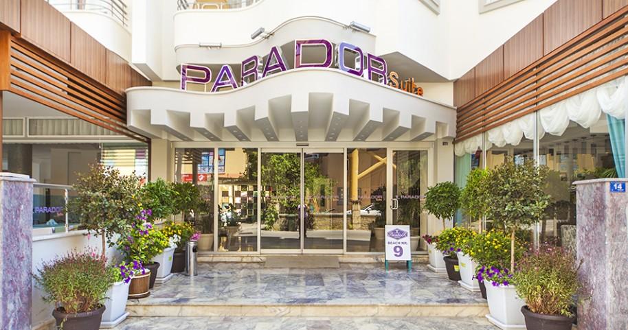 Hotel Parador Suit (fotografie 3)