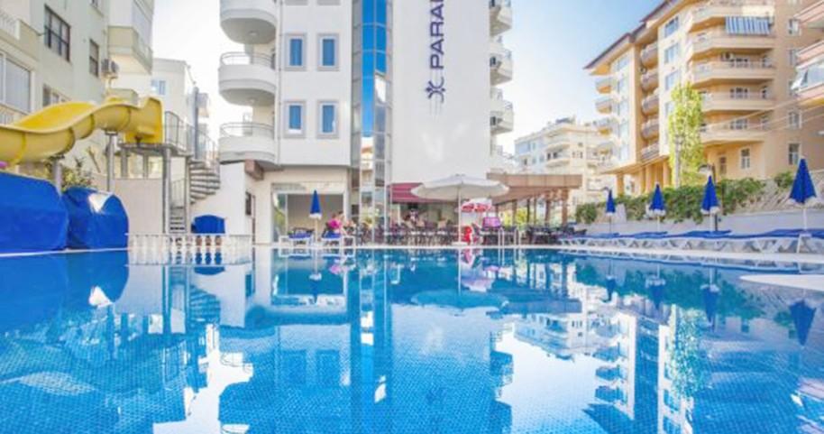 Hotel Parador Suit (fotografie 1)