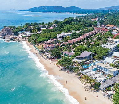 Hotel White Sand Samui Resort