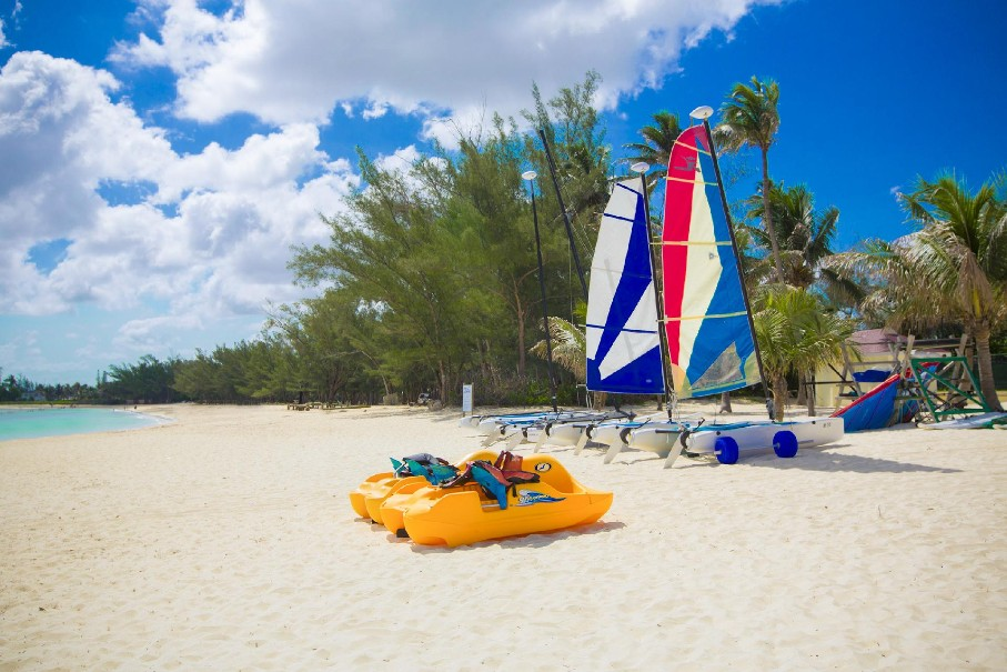 Hotel Breezes Bahamas (fotografie 8)