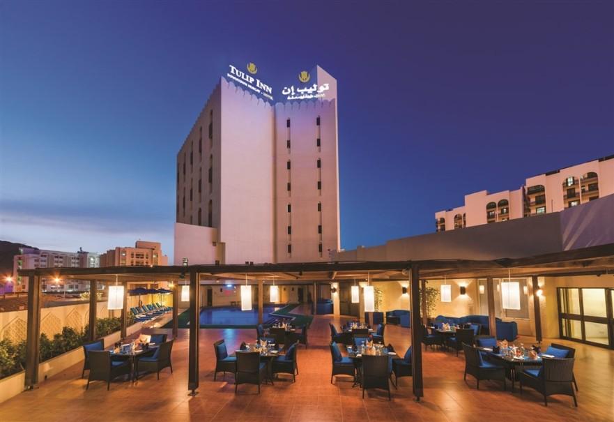 Hotel Tulip Inn Downtown (fotografie 9)