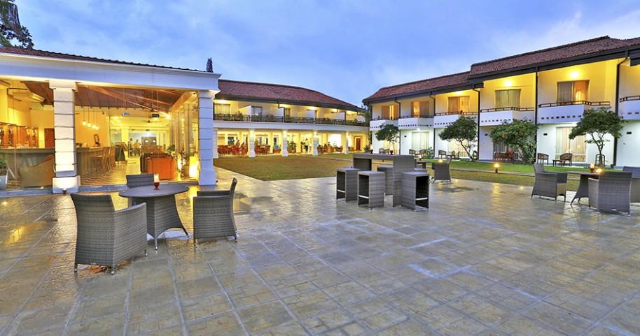 Hotel Hibiscus Beach (fotografie 8)