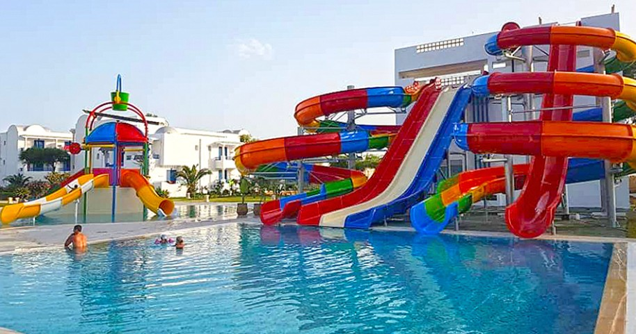 Hotel Club Salammbo Hammamet & Aquapark (fotografie 3)