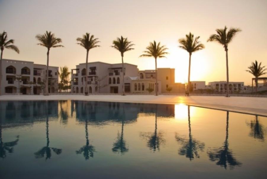 Hotel Salalah Rotana Resort (fotografie 9)