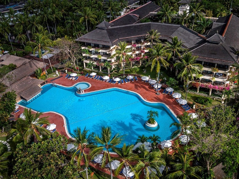 Prama Sanur Beach Hotel Holiday Resort Lombok (fotografie 2)