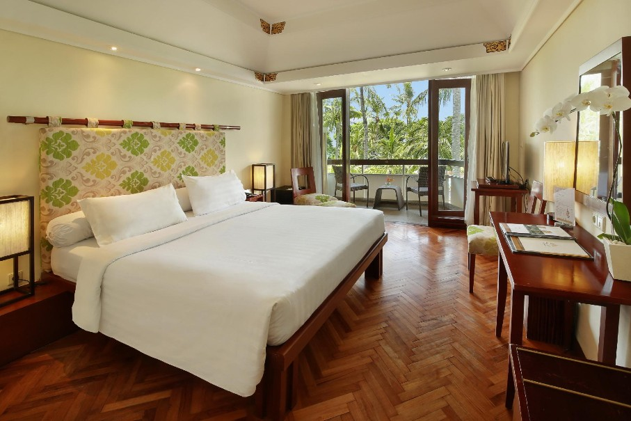 Prama Sanur Beach Hotel Holiday Resort Lombok (fotografie 4)