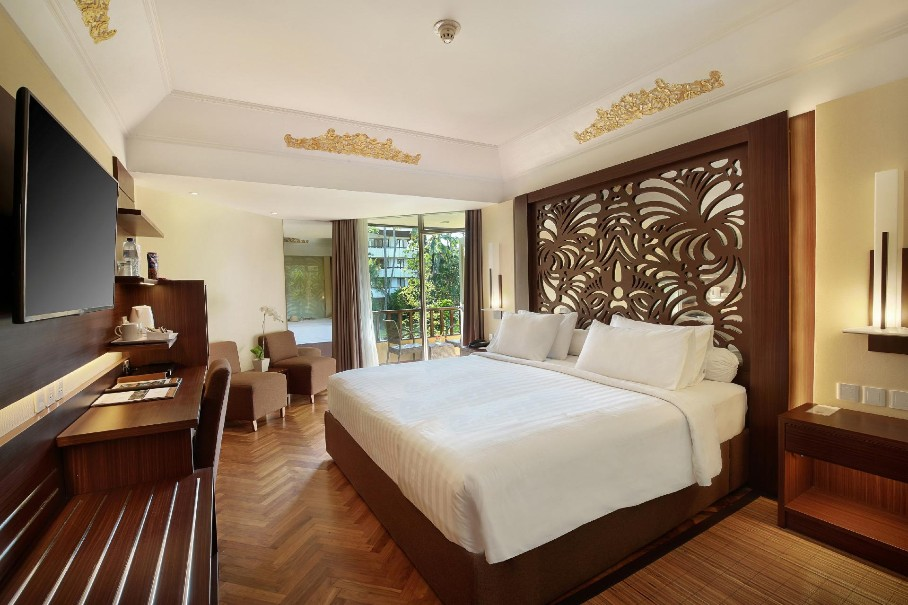 Prama Sanur Beach Hotel Holiday Resort Lombok (fotografie 8)