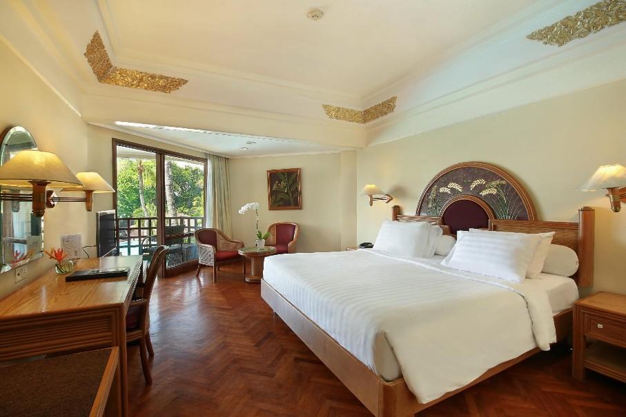 Prama Sanur Beach Hotel Holiday Resort Lombok (fotografie 9)