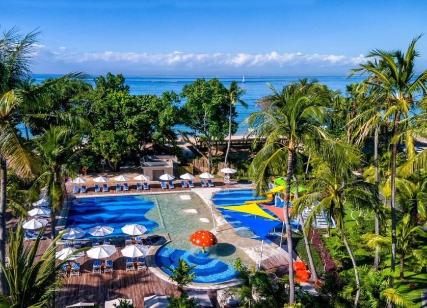 Prama Sanur Beach Hotel Holiday Resort Lombok (fotografie 11)