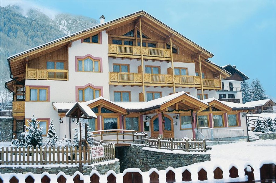 Hotel Gran Zebru (fotografie 18)