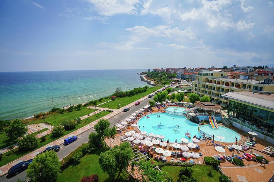 Funtazie Klub Hotel Perla Beach (fotografie 1)