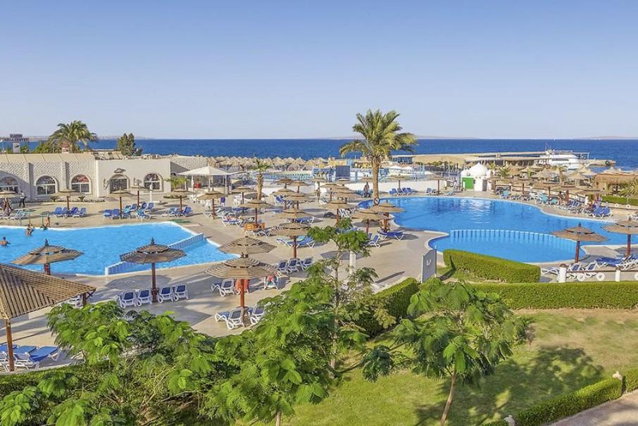 Hotelový komplex Aladdin Beach Resort (fotografie 1)