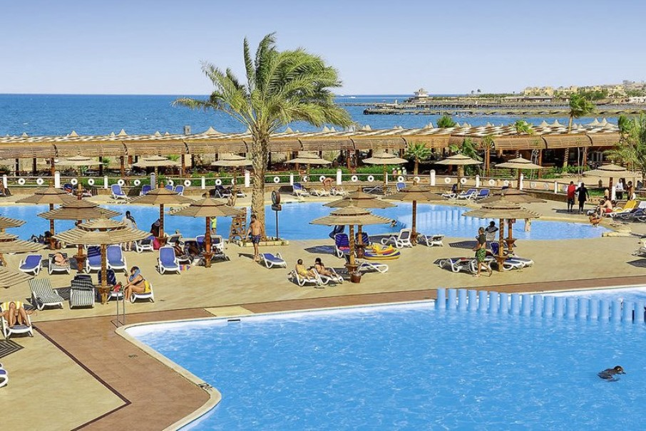 Hotelový komplex Aladdin Beach Resort (fotografie 9)