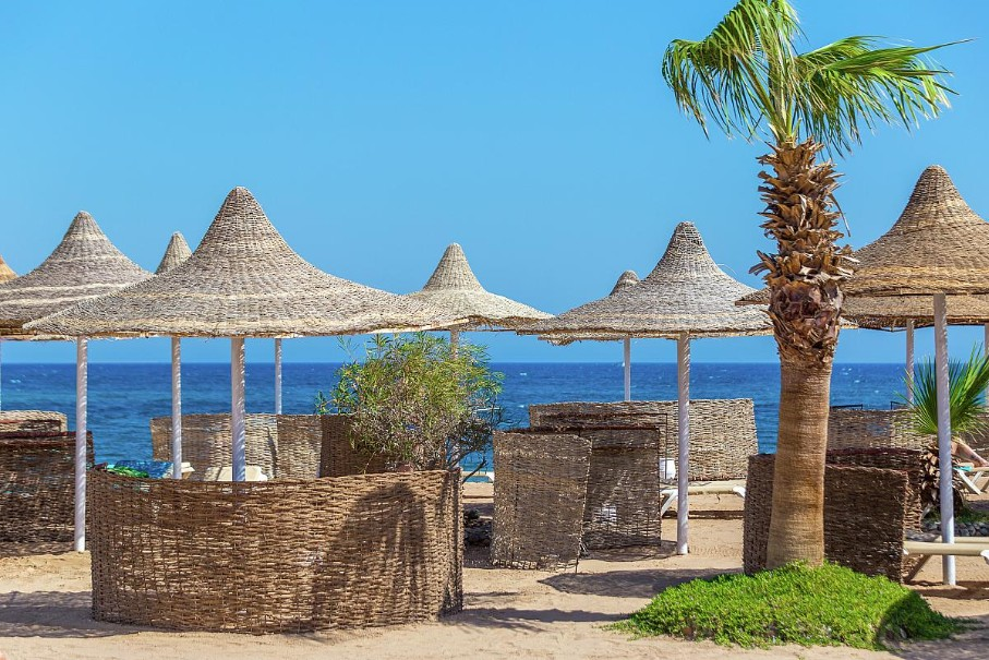 Hotelový komplex Aladdin Beach Resort (fotografie 10)