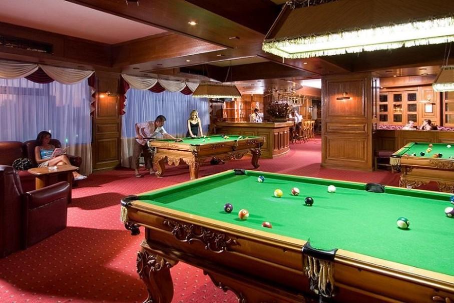 Hotelový komplex Aladdin Beach Resort (fotografie 19)