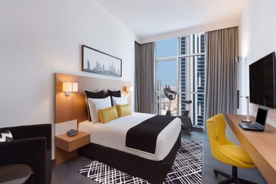 Hotel Tryp by Wyndham Barsha Heights - Dubai (fotografie 4)