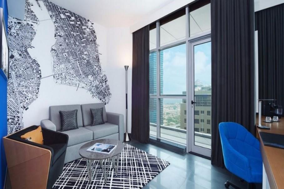 Hotel Tryp by Wyndham Barsha Heights - Dubai (fotografie 5)