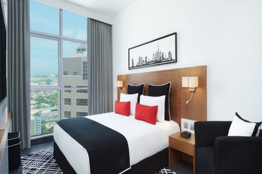 Hotel Tryp by Wyndham Barsha Heights - Dubai (fotografie 6)