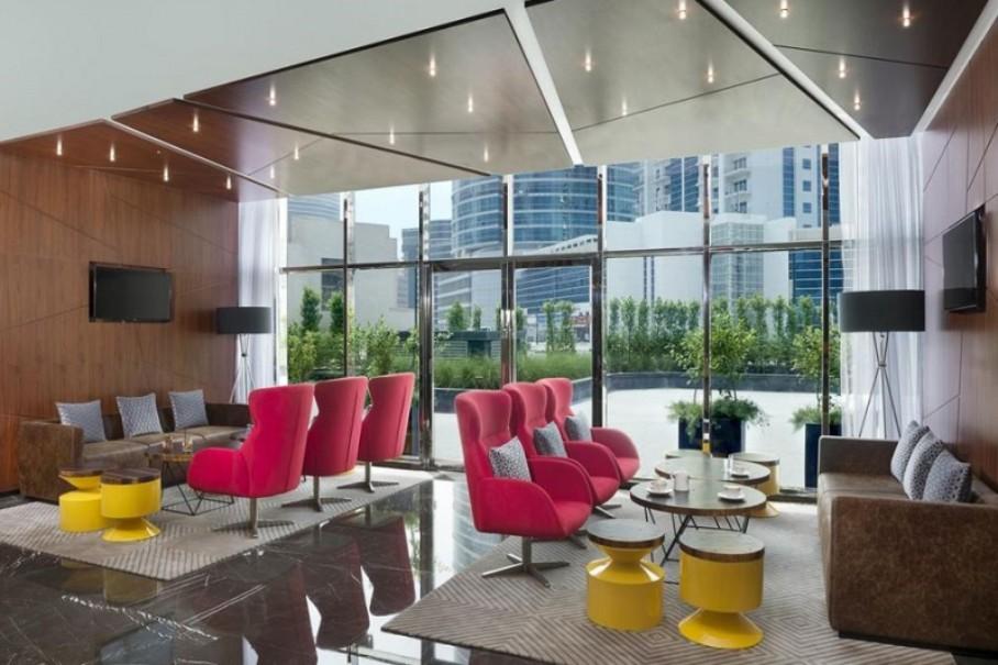 Hotel Tryp by Wyndham Barsha Heights - Dubai (fotografie 8)