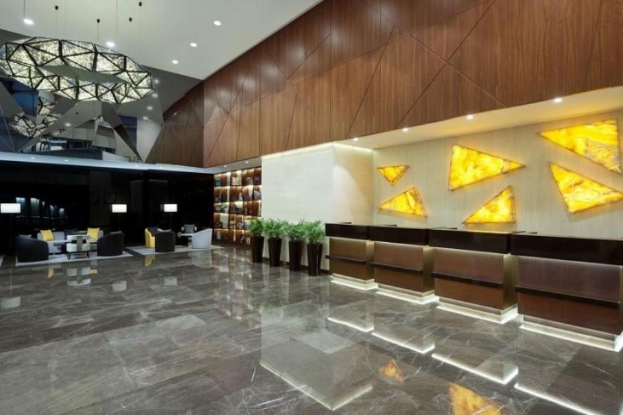 Hotel Tryp by Wyndham Barsha Heights - Dubai (fotografie 9)
