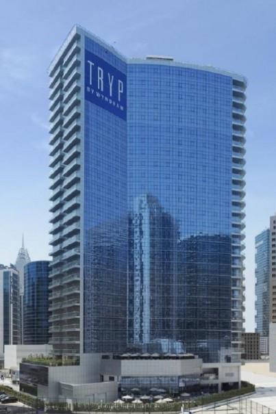 Hotel Tryp by Wyndham Barsha Heights - Dubai (fotografie 1)