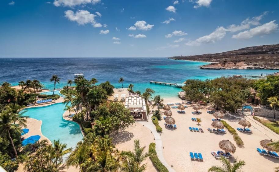 Hotel Hilton Curacao (fotografie 1)