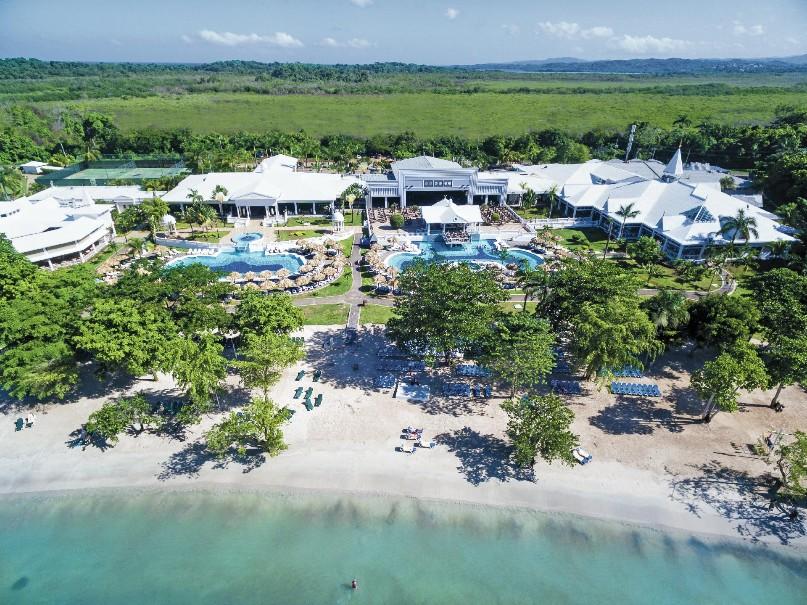 Hotelový komplex Riu Negril (fotografie 1)