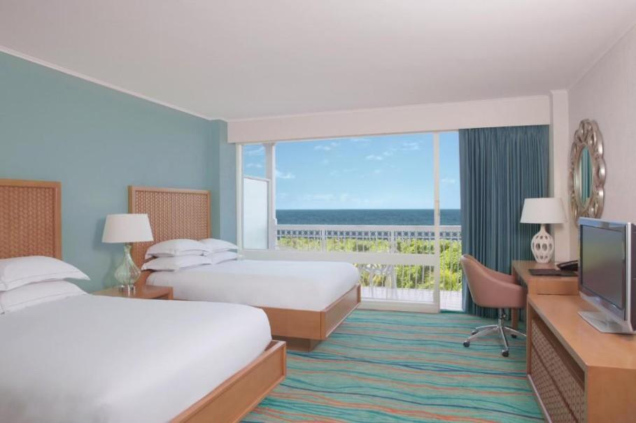 Hotel Hilton Curacao (fotografie 4)