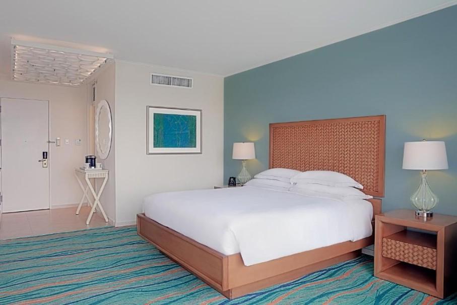 Hotel Hilton Curacao (fotografie 5)