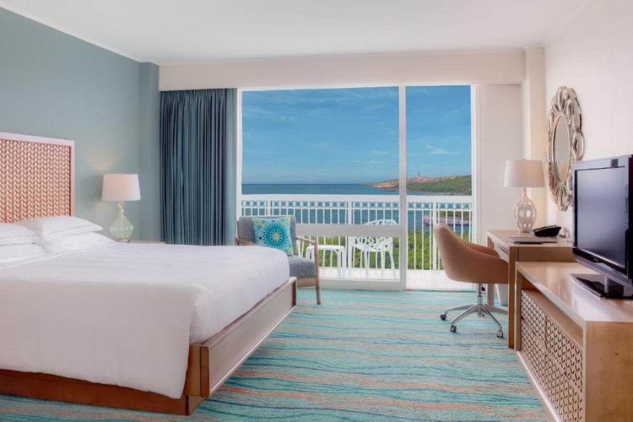 Hotel Hilton Curacao (fotografie 7)
