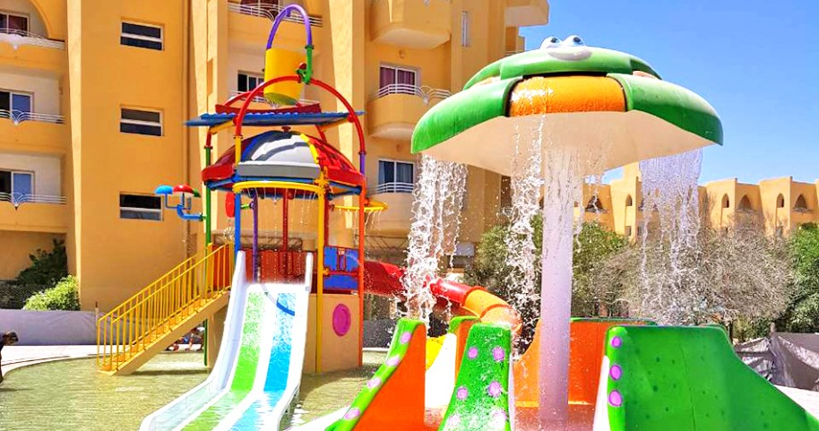 Hotel Skanes Serail & Aquapark (fotografie 4)