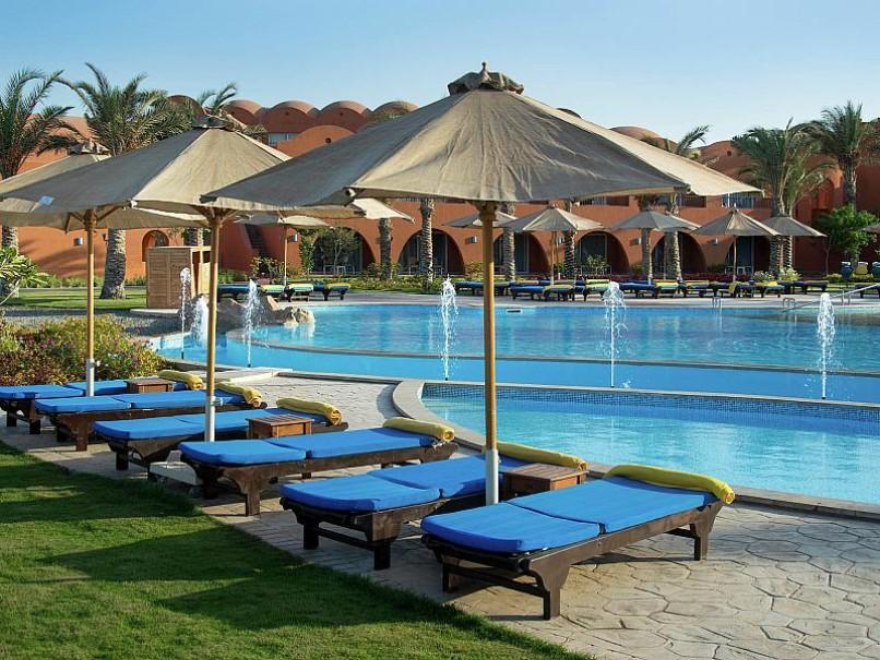 Hotel Novotel Marsa Alam (fotografie 9)