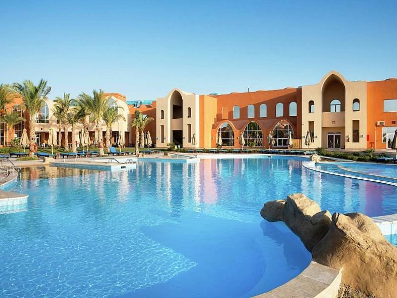 Hotel Novotel Marsa Alam (fotografie 1)