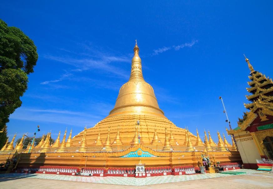 Okruh Myanmarem s odpočinkem v Thajsku (fotografie 16)