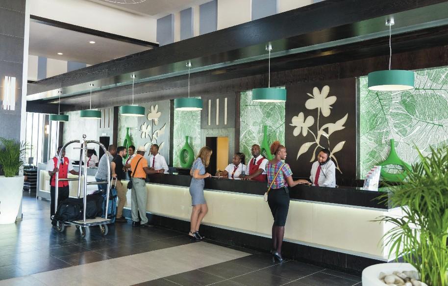 Hotelový komplex Riu Negril (fotografie 10)