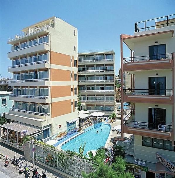 Hotel Agla (fotografie 2)