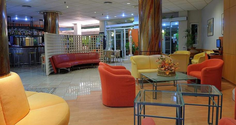 Hotel Agla (fotografie 9)